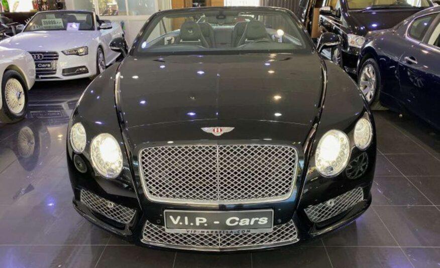 Bentley Continental GT Convertible V8