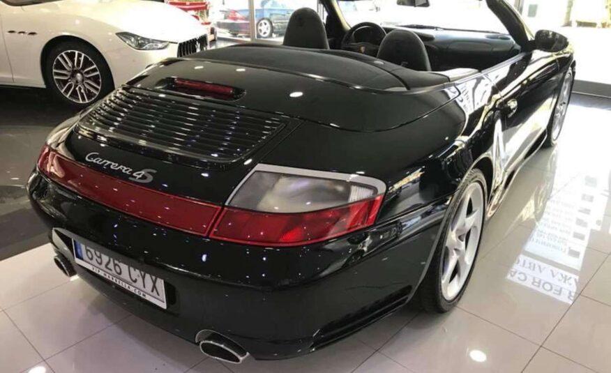Porsche 996 Carrera 4S Cabrio